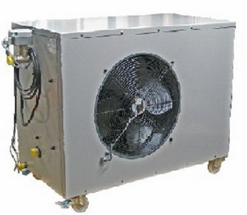 Piscina suelo radiante sistemas calor frio multibeton - Bomba de frio para suelo radiante ...