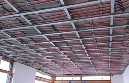 Techos radiantes suelo radiante sistemas calor frio for Suelo radiante frio calor